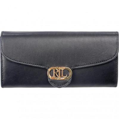 Кошелёк женский Lauren Ralph Lauren LR432824913001 black wallet