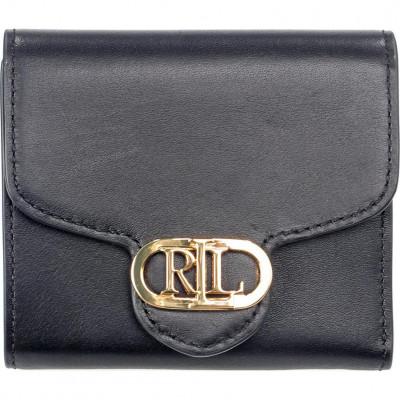 Кошелёк женский Lauren Ralph Lauren LR432824915001 black wallet