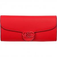 Кошелёк женский Lauren Ralph Lauren LR432832317001 red wallet