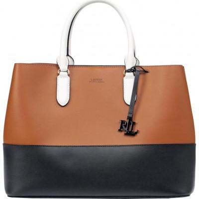 Сумка женская Lauren Ralph Lauren LR431824873001 brown satchel