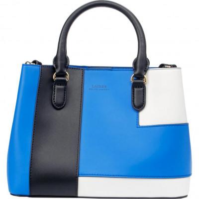 Сумка женская Lauren Ralph Lauren LR431824874004 blue satchel
