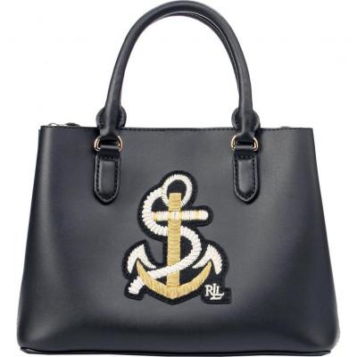 Сумка женская Lauren Ralph Lauren LR431832288001 black satchel