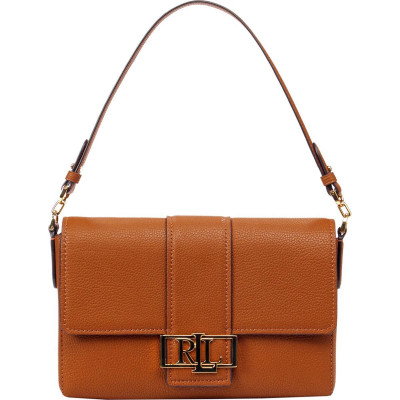 Сумка-клатч женская Lauren Ralph Lauren LR431794999002 brown shoulder bag