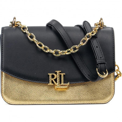 Сумка-клатч женская Lauren Ralph Lauren LR431824879001 gold crossbody