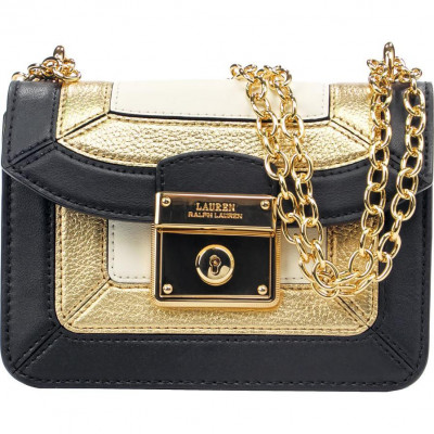 Сумка-клатч женская Lauren Ralph Lauren LR431824884002 black crossbody