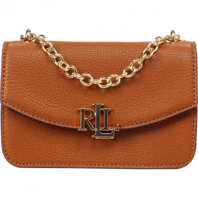 Сумка-клатч женская Lauren Ralph Lauren LR431826054002 brown crossbody