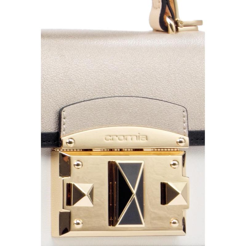 Сумка-клатч женская Cromia CR1404849 bianco IT EYELINER