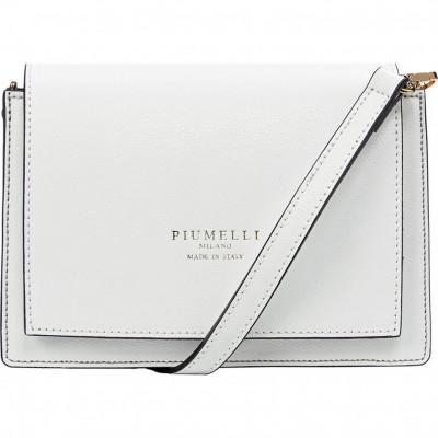 Сумка-клатч женская Piumelli DIANE P601 WHITE