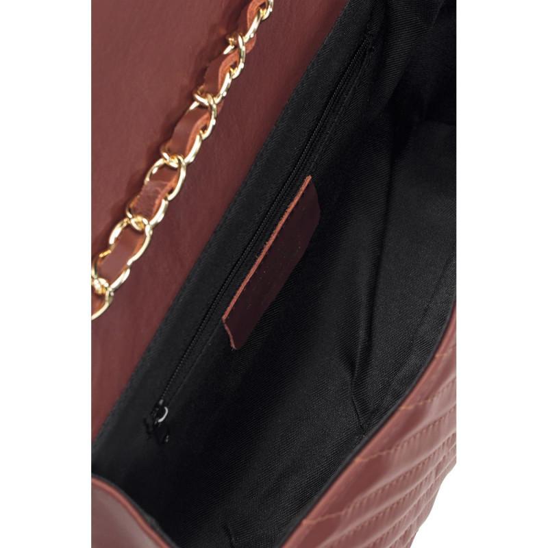 Сумка-клатч женская Piumelli ELEANOR S21 BRICK