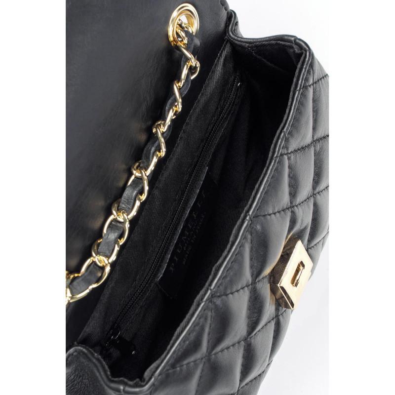 Сумка-клатч женская Piumelli HANNAH S28 BLACK