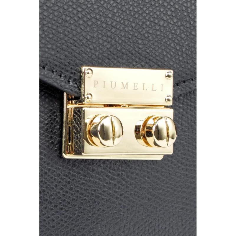 Сумка-клатч женская Piumelli SHEILA P636 BLACK