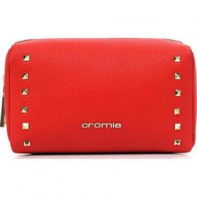 Кошелёк женский Cromia CR2600252 rosso FUNNY STUDS