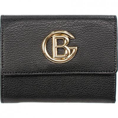 Кошелёк женский Baldinini G1BPWG4H7603999 black w/purse and cc Gra
