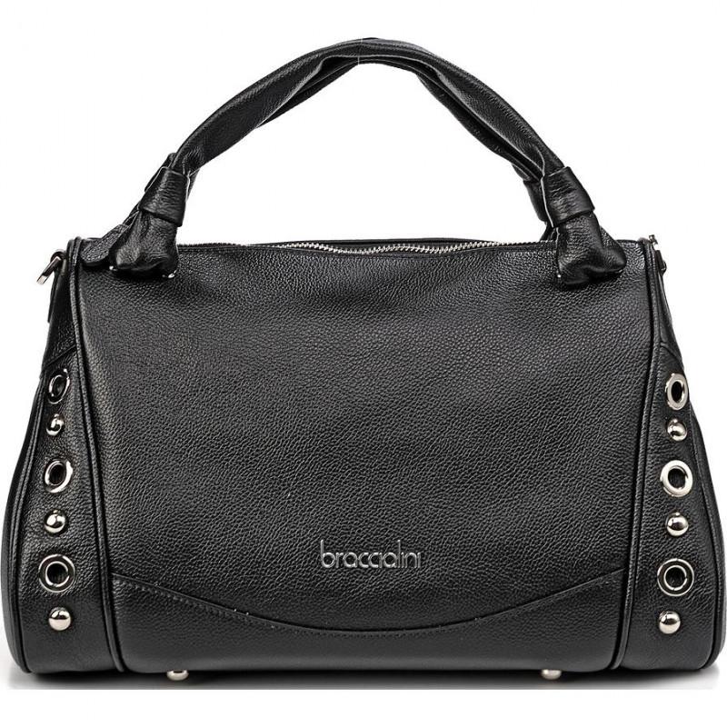 Сумка Braccialini B15000-PP-100 nero margot pelle