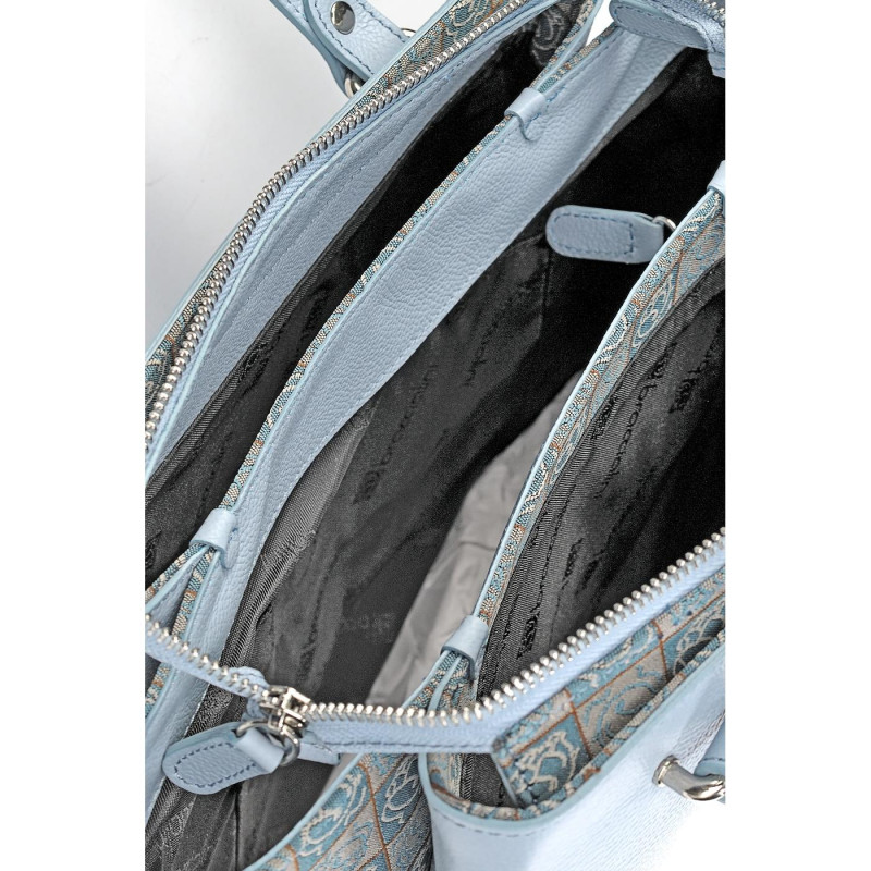 Сумка Braccialini B15023-TP-210 avio asia pelle/tessuto