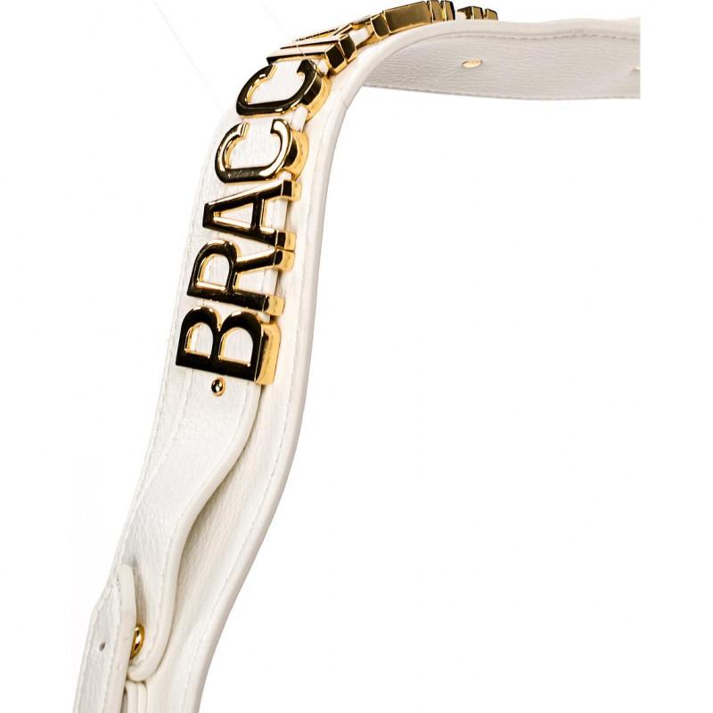 Сумка Braccialini B16053-YY-001 bianco ginger ecopelle