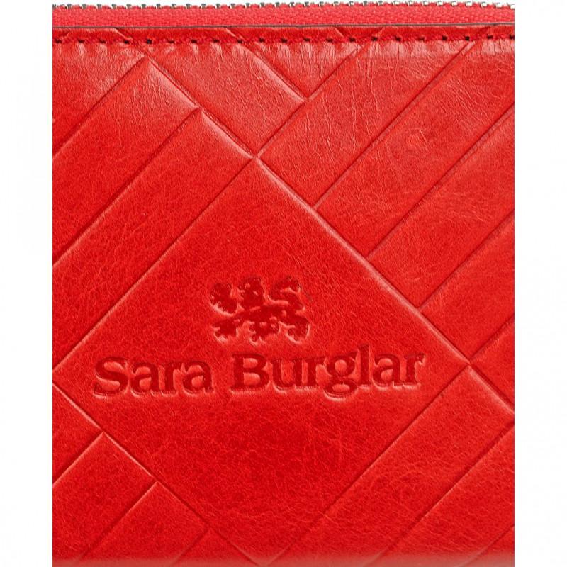 Кошелёк женский Sara Burglar D1S1D111 rosso tonga dama