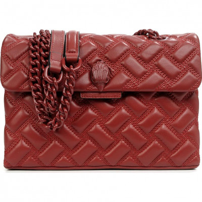 Сумка Kurt Geiger KG7387550109 kensington bag drench-red-leather