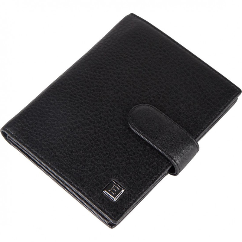 Обложка мужская Eleganzza Z5343-3833 black