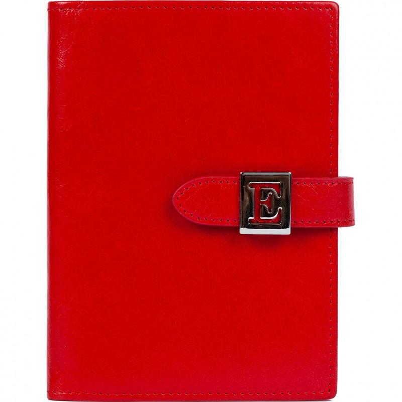 Обложка женская Eleganzza Z5621-778 red