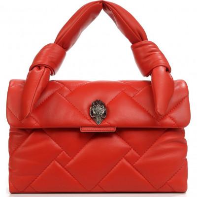 Сумка Kurt Geiger KG7369250109 kensington bag handle-red-leather