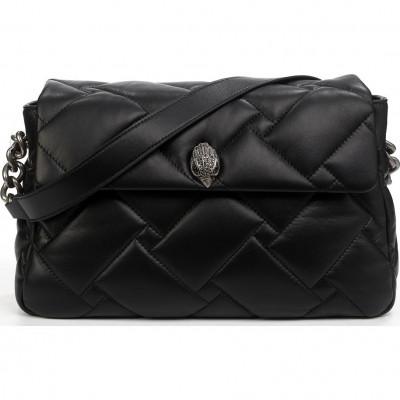Сумка Kurt Geiger KG8283100109 lg kensington soft bag-black-leather