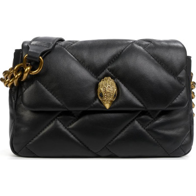 Сумка Kurt Geiger KG8283200109 md kensington soft bag-black-leather