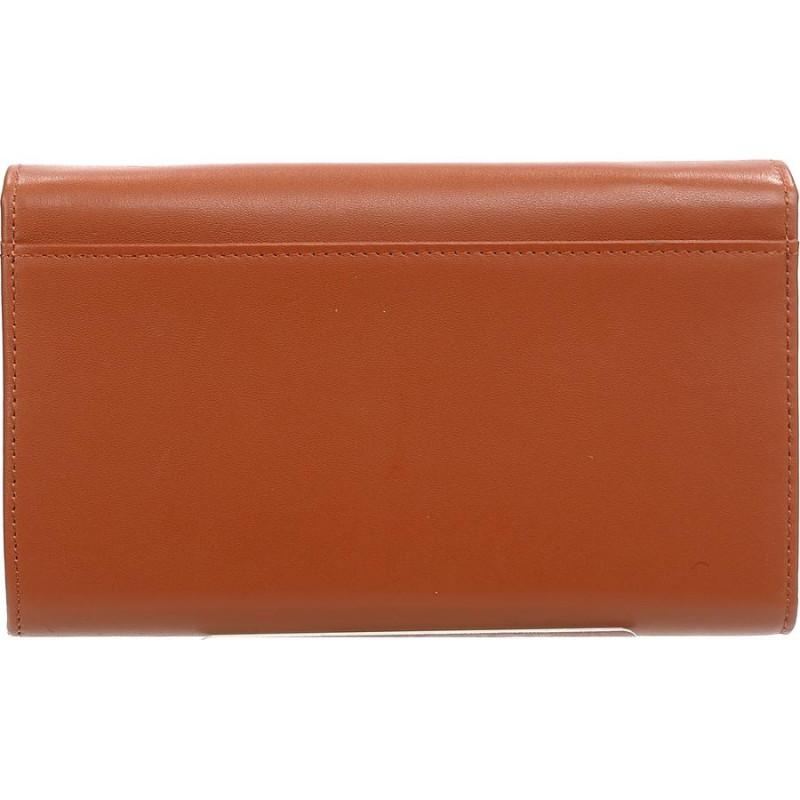 Сумка Kurt Geiger KG2549133109 kensington chain wallet-tan-leather