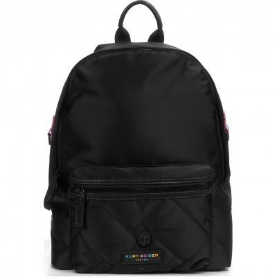 Сумка Kurt Geiger KG8283400229 recycled backpack-black-nylon