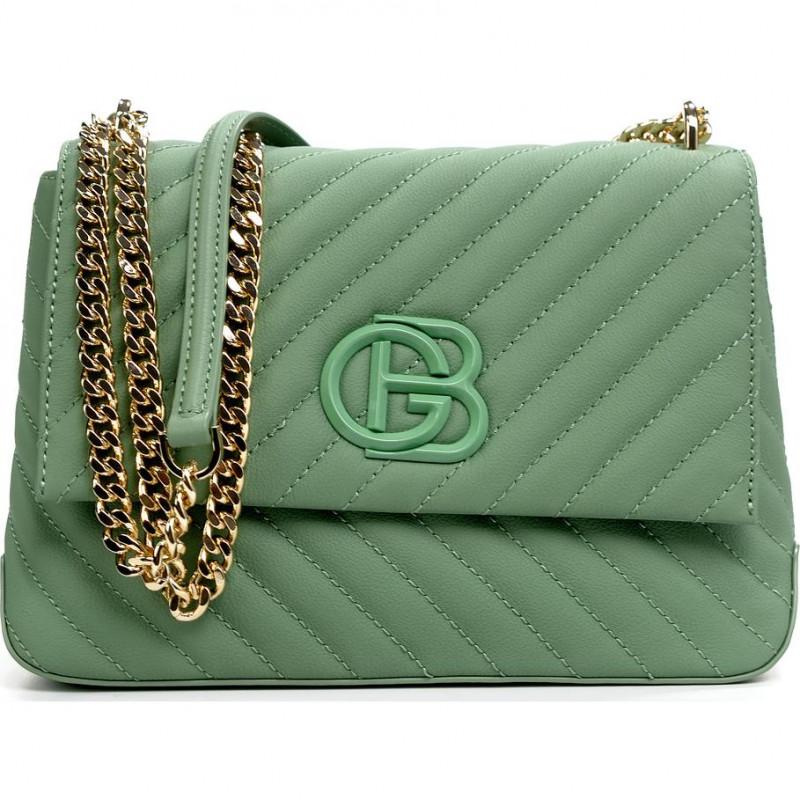 Сумка Baldinini G3BPWG6E0032070 green B-Iconic 003