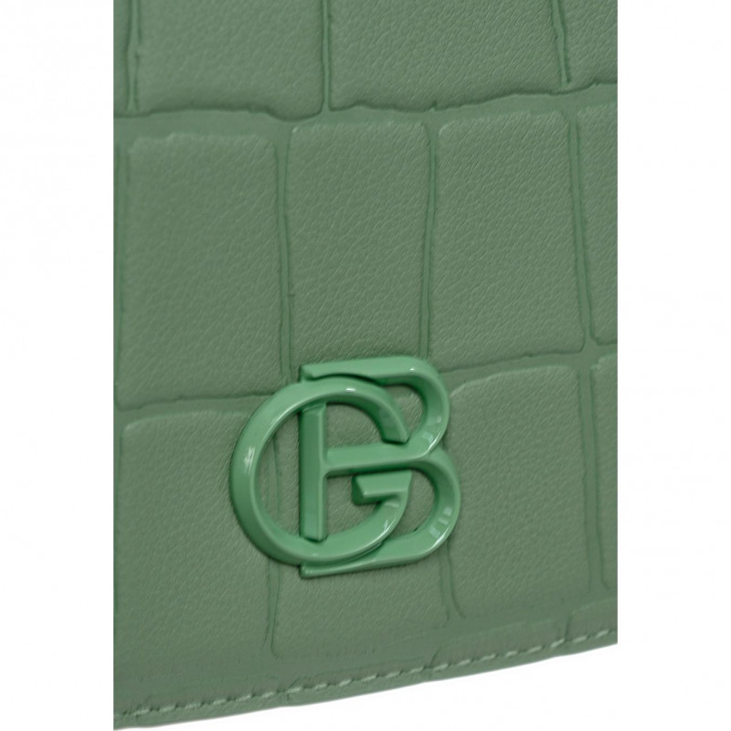 Сумка Baldinini G3BPWG6H0032070 green Karen 003