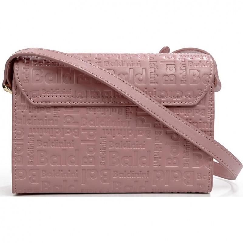 Сумка Baldinini G3BPWG6I0022050 pink Monogram 002