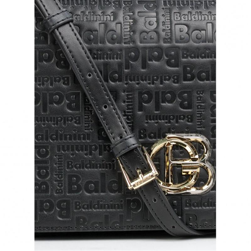 Сумка Baldinini G3BPWG6I0032999 black Monogram 003