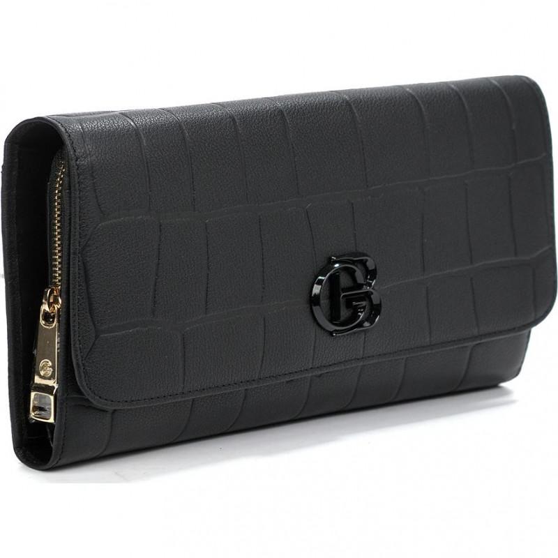 Сумка Baldinini G3BPWG6L8373999 black wlt w/flap Soft Croco 837