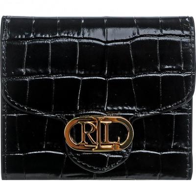 Кошелёк женский Lauren Ralph Lauren LR432824916001 black wallet