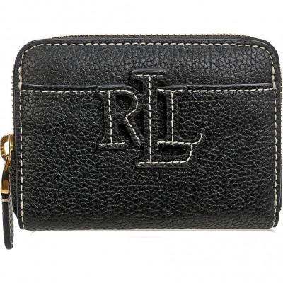 Кошелёк женский Lauren Ralph Lauren LR432836654001 black wallet