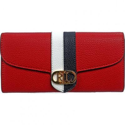 Кошелёк женский Lauren Ralph Lauren LR432838419001 red wallet