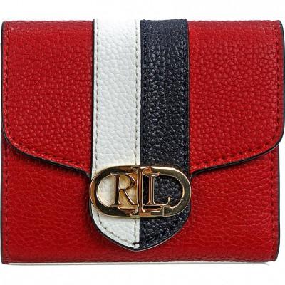 Кошелёк женский Lauren Ralph Lauren LR432838420001 red wallet