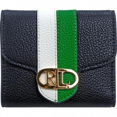 Кошелёк женский Lauren Ralph Lauren LR432838420002 navy wallet