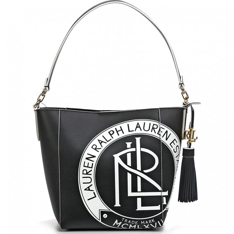 Сумка Lauren Ralph Lauren LR431838370001 black shoulder bag