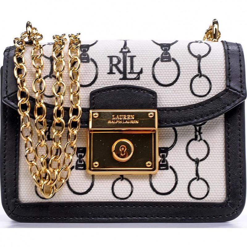 Сумка Lauren Ralph Lauren LR431826843001 black crossbody