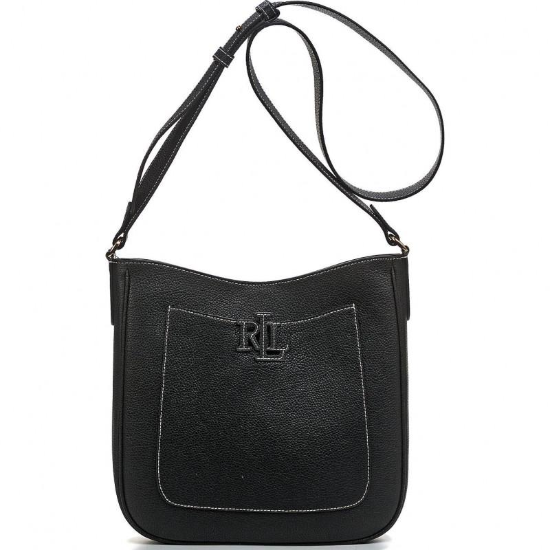Сумка Lauren Ralph Lauren LR431837539001 black crossbody