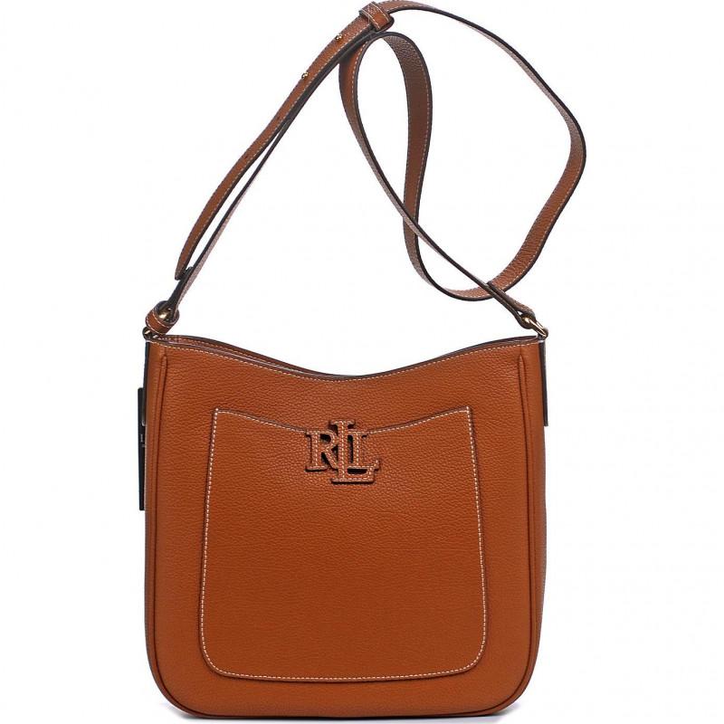 Сумка Lauren Ralph Lauren LR431837539002 brown crossbody