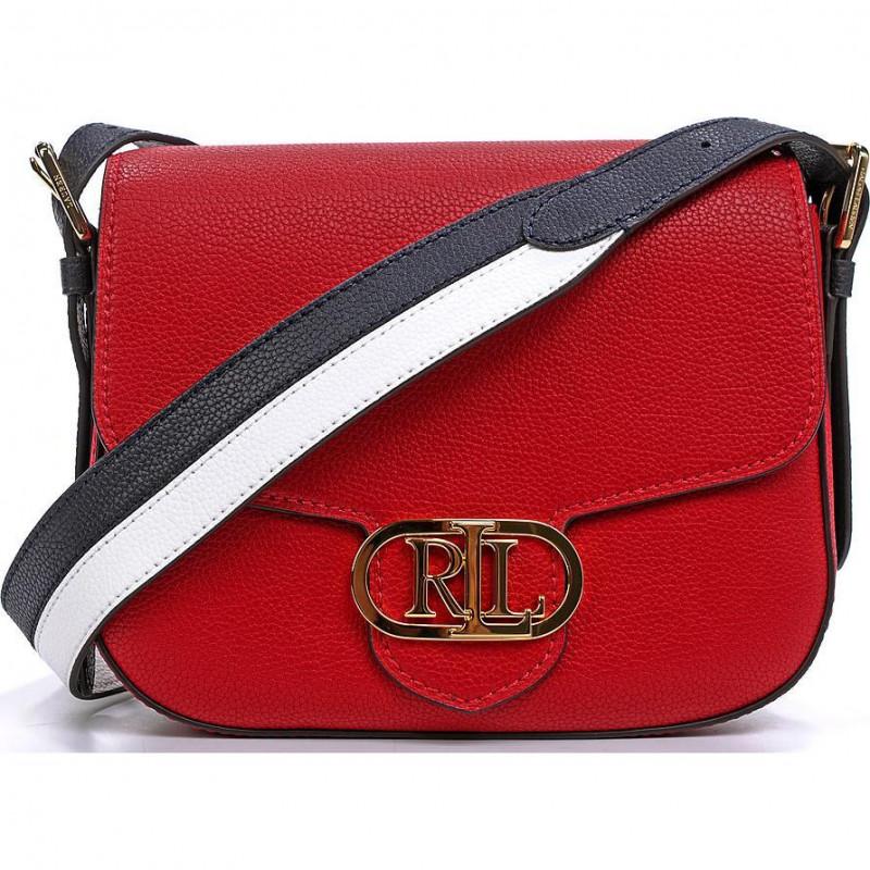 Сумка Lauren Ralph Lauren LR431837542002 red crossbody