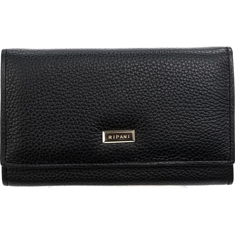 Кошелёк женский Ripani P022OO.00003 nero Calf Leather Wallet