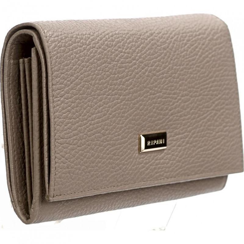 Кошелёк женский Ripani P022OO.00061 sabbia Calf Leather Wallet