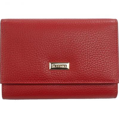 Кошелёк женский Ripani P024OO.00015 rosso Calf Leather Wallet