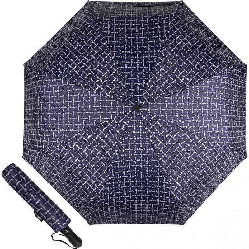 Зонт складной Baldinini 39-OC Logo Dark Blue BALD/39-OC/Dark Blue