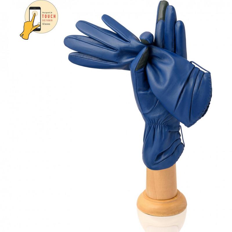 Перчатки Женские io.K11-ETOILE/BLUE ЦБ-00010146