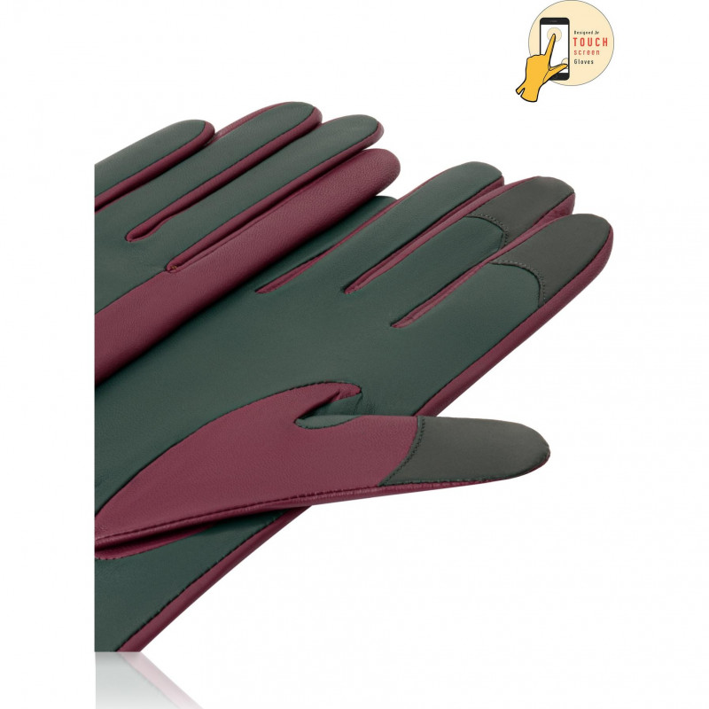 Перчатки Женские io.K11-STRE/PEWT.SLAT ЦБ-00010141